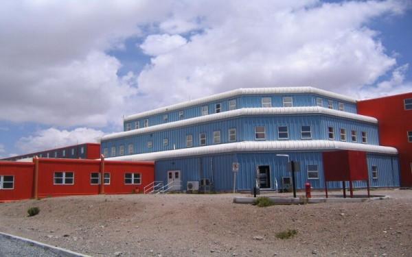 Ampliacion Hotel Pabellon del Inca, Fase II – Collahuasi