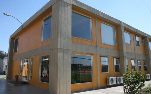 Edificio Oficinas Transportes Tamarugal
