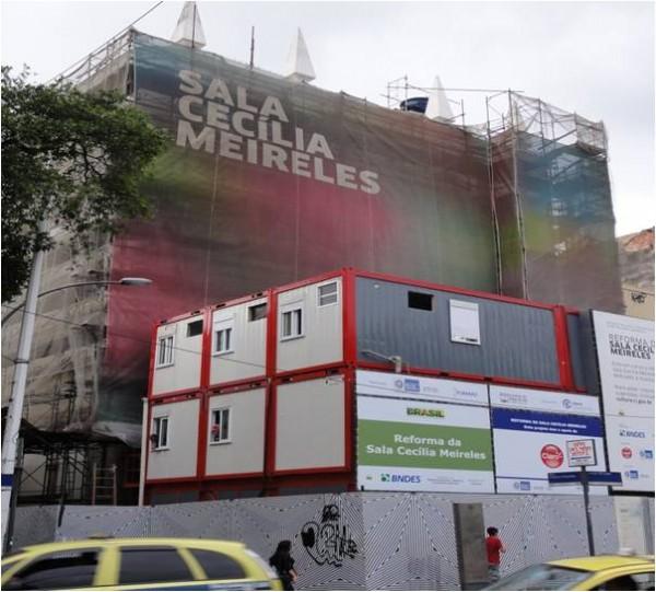 Projeto – Sala Cecília Meireles